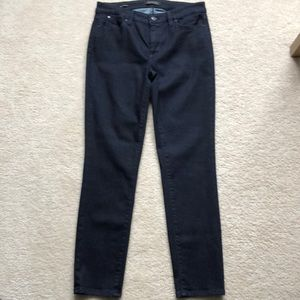 Talbots slim ankle flawless five pocket jean